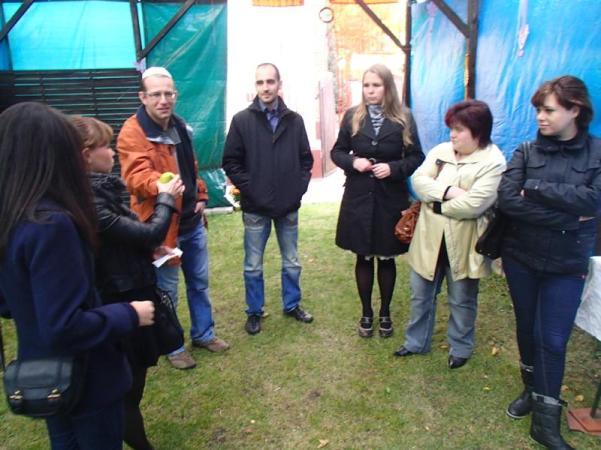 Jugendclub Sukkot 2012