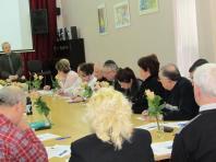 Integrationsseminar ZWST in Halle 2011