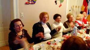 Purim im Frauenbund 2009