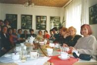 Treffen mit Frauenbund Wittenberg 2003