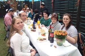 Jugendclub Sukkot 2013