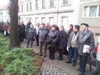 Gedenkvernstaltung zur Pogromnacht 2013