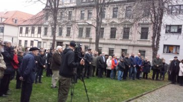 Gedenkveranstaltung zur Pogromnacht 2015