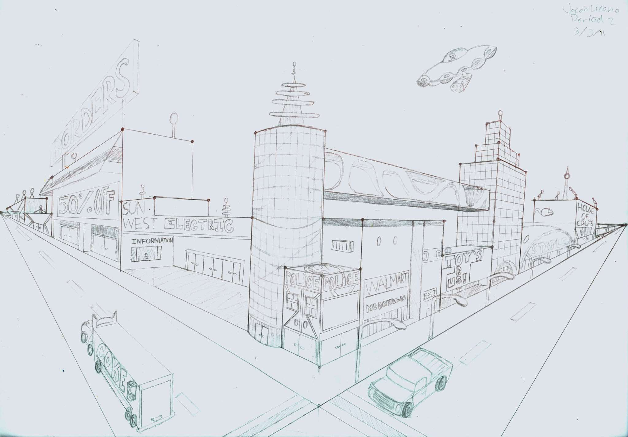 Jghs Two Point Perspective