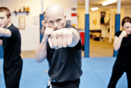 Jeet Kune Do in High Wycombe Buckinghamshire