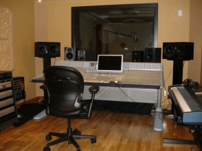 sound studio space for lease near Minneapolis
