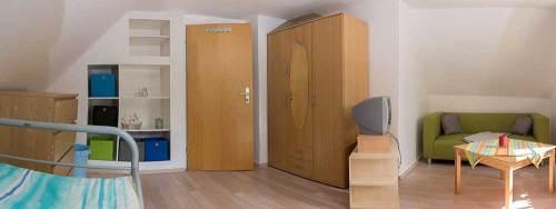 Zimmer-Verselbstständigungs-WG