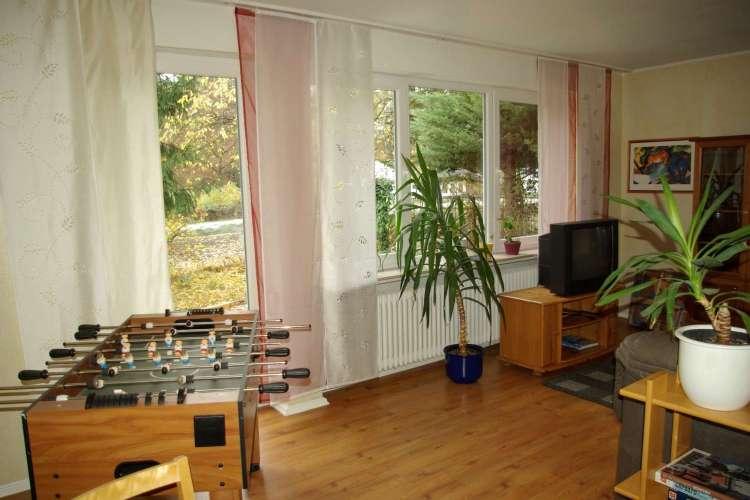 Wohnzimmer Nebenbungalow (2)