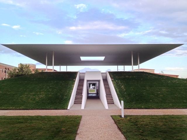 James Turrell Skyspace, Houston TX