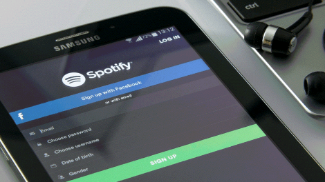 Digital Fundraising With Spotify