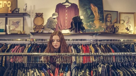 What draws the British public to Charity Shops?