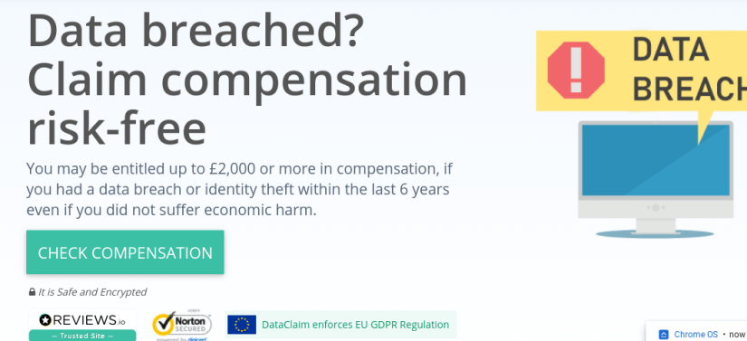 Is Data Breach Compensation the new PPI Claim?