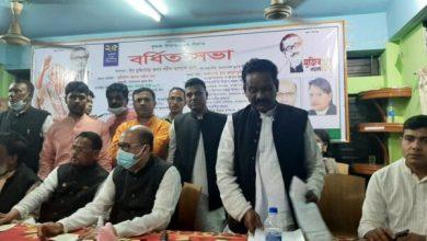 Photo of ঝিনাইদহ জেলা কৃষক লীগের বর্ধিত সভা অনুষ্ঠিত