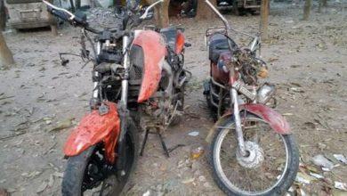 Photo of ঝিনাইদহে তিন মোটরসাইকেলের সংঘর্ষে ৩ জন নিহত