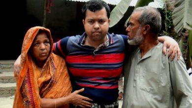 Photo of কালীগঞ্জে ছেলেকে বাঁচাতে বাবা-মায়ের করুন আর্তনাদ