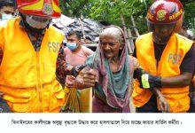Photo of কালীগঞ্জে অন্ধকার ঝুঁপড়িতে অসুস্থ ভিক্ষুককে উদ্ধার করলো সাংবাদিক