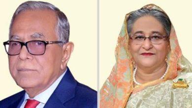 Photo of বঙ্গবন্ধুর মতোই গণমানুষের নেতা শেখ হাসিনা : রাষ্ট্রপতি