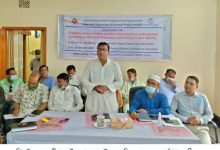 Photo of ঝিনাইদহ কালীগঞ্জ নগর উন্নয়ন পরিকল্পনায় ওয়ার্কশপ অনুষ্ঠিত