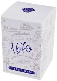 Ocean Blue 1670 Anniversary Ink by Herbin