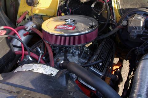 Chevy V-8