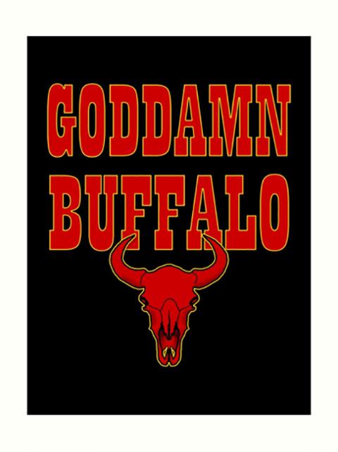 goddamn buffalo
