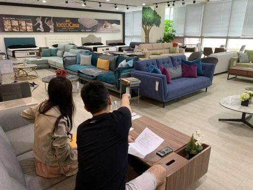 網路行銷-Google我的商家拍攝-家具沙發