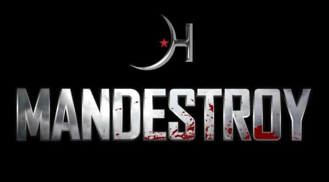 Book in a Blog: Mandestroy 1