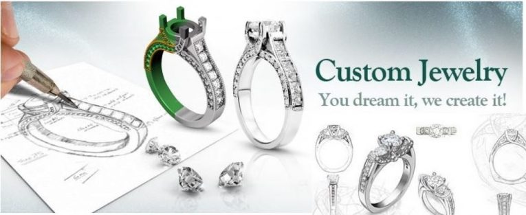 Custom Design Jewelry
