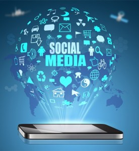 type of social media