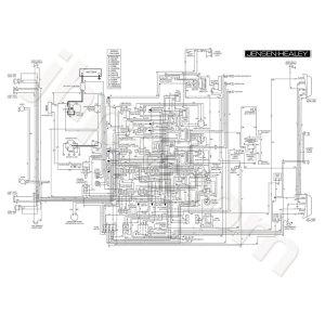 Jensen Healey Wiring Diagram: JHPS