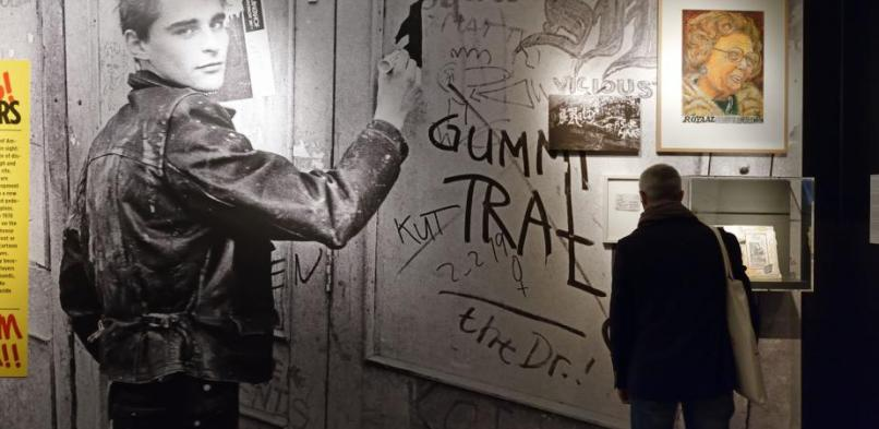 Wisselrecensie: Tentoonstelling 'Graffiti – New York meets the Dam'