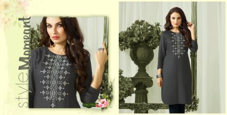 Kajree fashion LILY VOL - 3 KURTI CATALOG