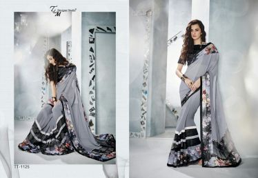 t and m designer tatvam issue- 11 saree catalog
