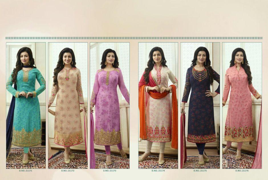 fiona aayesha takiya-10 salwar kameez catalog