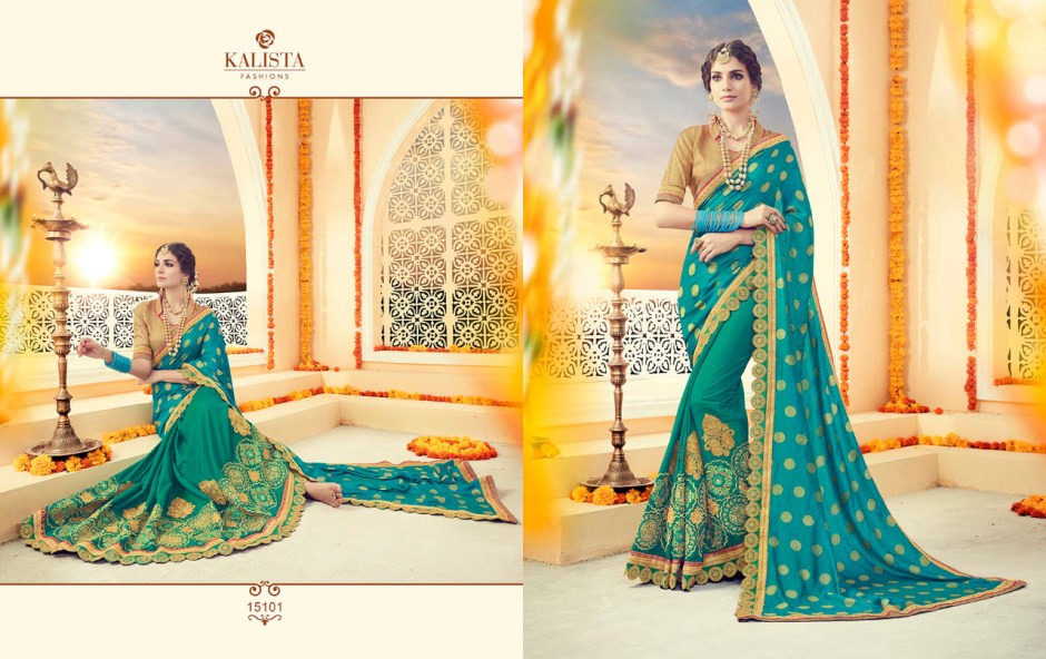 Kalista Ibaadat sarees collection