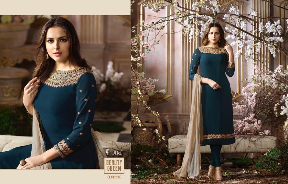 Fiona sajeda 2 superhit design salwar kameez at the best rate available
