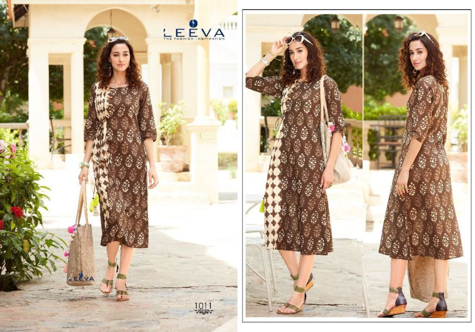 Leeva impress vol 2 KURTIES COLLECTION AT WHOLESALE RATE SELLER FROM SURAT