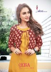 Eba lifestyle eba vol 2 jacket style kurties collection
