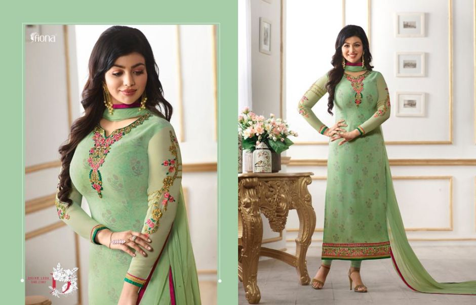 Fiona ayesha takia vol 22 salwar kameez collection at wholesale rate