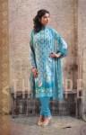 Mishri collection iris printed salwar kameez catalog