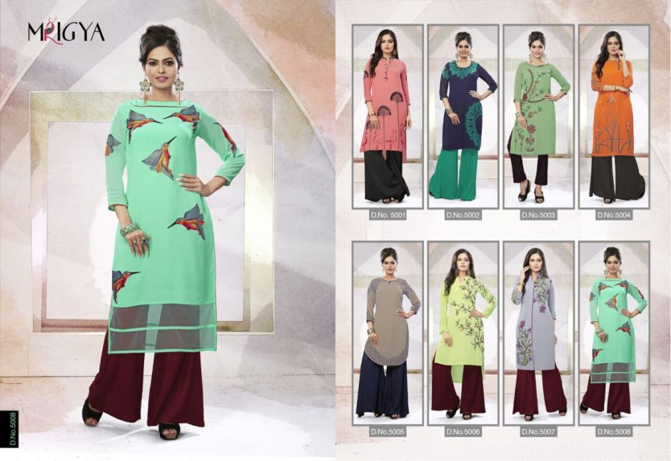 mrigya panache kurties collection online seller