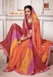 Priya paridhi virasat bandhani sarees collection