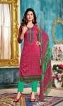 Radhika sumyara azara kayseria cotton printed salwar kameez