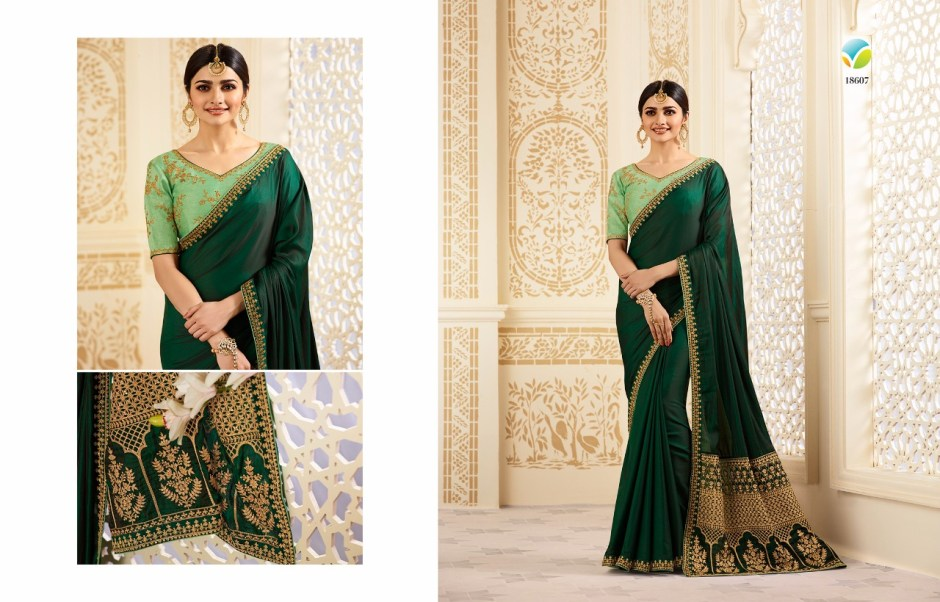 Vinay fashion starwalk sparkle hit list sarees collection