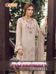 Fepic rosemeen crinkles Salwar Kameez collection