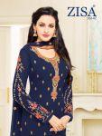 Meera trendz zisa vol 47 salwar kameez collection