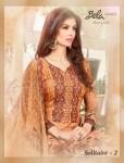 Bela Fashion Solitaire 2 Salwar Kameez collection