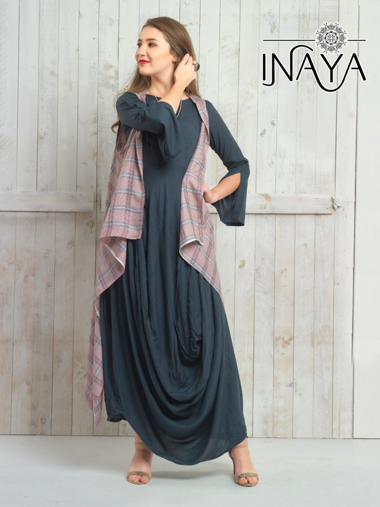 libas studio k-20 kurti jacket collection dealer