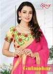 Saroj gulmohar sarees Collection dealer
