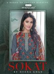 Shahnaz arts sokat karachi suits collection